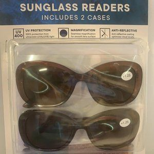 Modo sunglass readers + 1.25